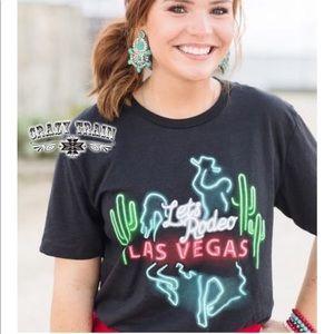 Crazy Train Neon Lights Shirt